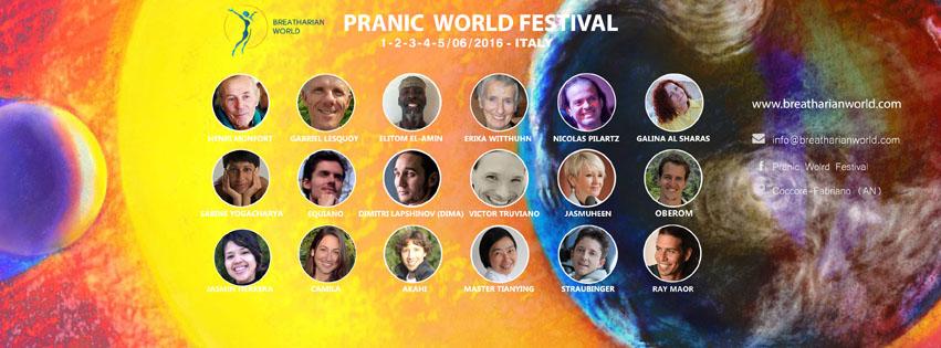 pranic world festival FB