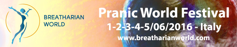 banner pranic world festival