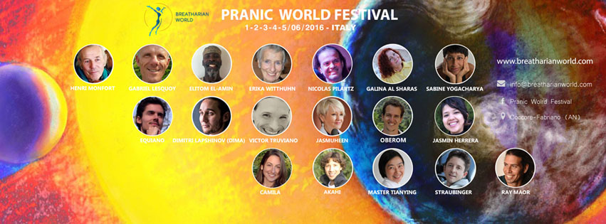 pranic world festival cover