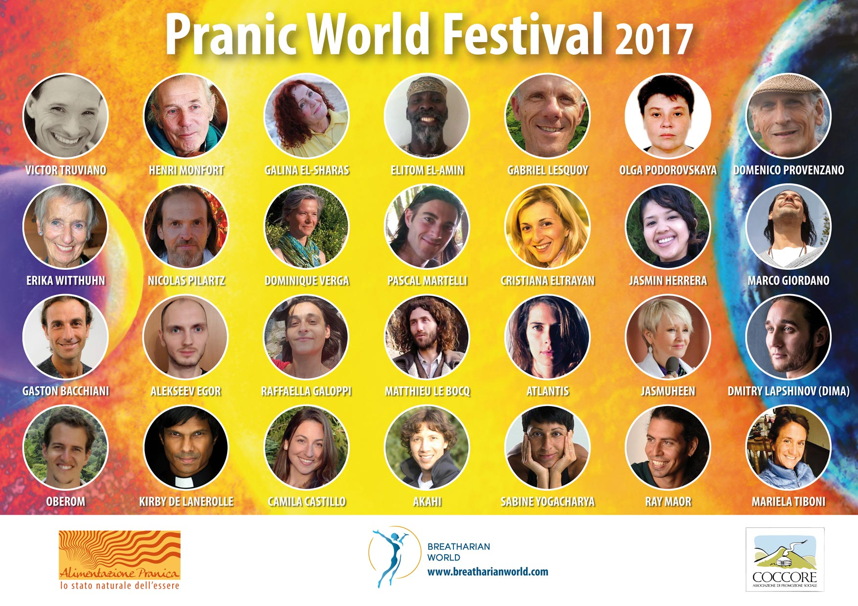 breatharians pranic world festival