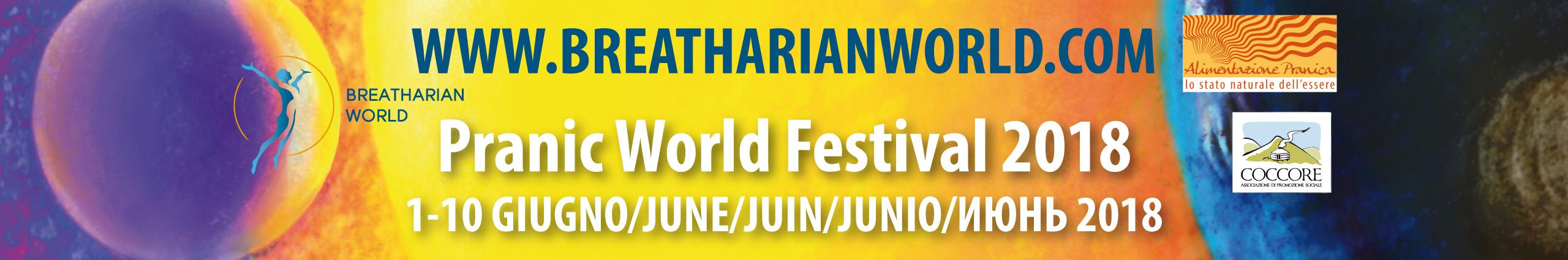 Pranic World Festival 2018
