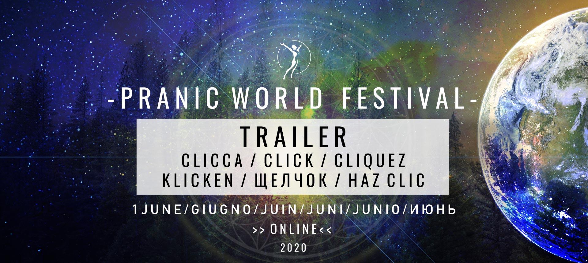 pranic world festival online